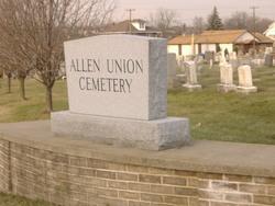 Allen Union Cemetery