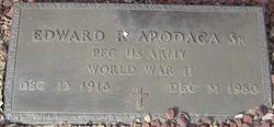 Edward R. Apodaca