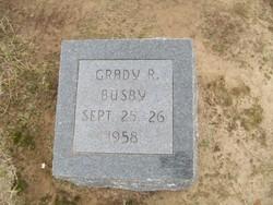 Grady R. Busby