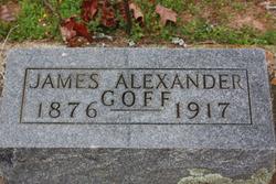 James Alexander Goff