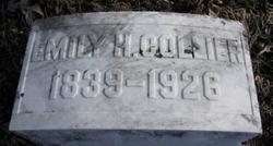 Emily H. <i>Cripps</i> Collier