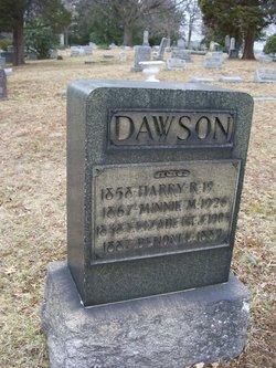 Elizabeth J. <i>Harsha</i> Dawson