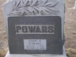 Harry H Powars