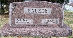 William Franciscus Balzer