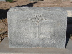 Allen Gage Van Horn