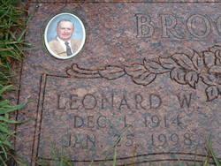 Leonard William Brogan