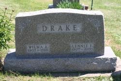 Wilma Alvina <i>Harris</i> Drake