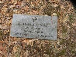 William J Bennett