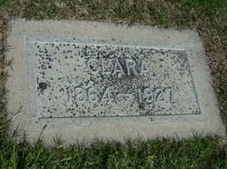 Clara E <i>Hott</i> Barton