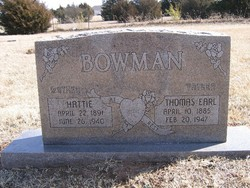 Hattie Bowman
