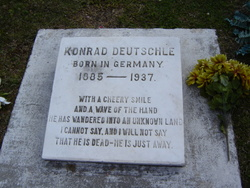 Konrad Deutschle
