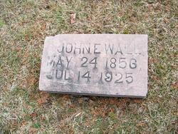 John Eldridge Wall