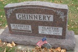 Clayton A. Chinnery