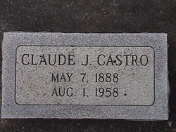 Claude J. Castro