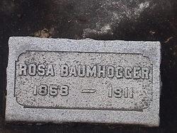 Rosa Baumhogger