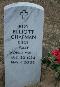Roy Elliot Chapman