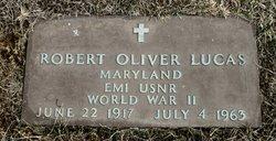 Robert Oliver Lucas