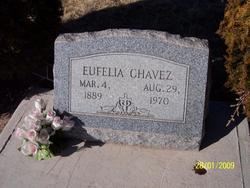 Eufelia <i>Maes</i> Chavez