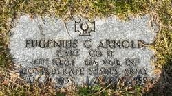 Capt Eugenius C Arnold