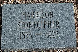 William Harrison Stonecipher