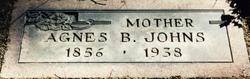 Agnes Bertha <i>Dietz</i> Johns
