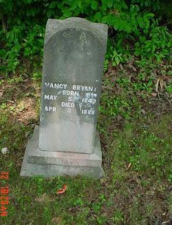 Nancy <i>Sisk</i> Bryant