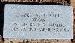 Reuben Alpine Elliott