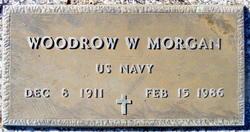 Woodrow Wilson Morgan