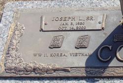 Joseph L. Cone, Sr