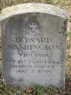Howard Washington