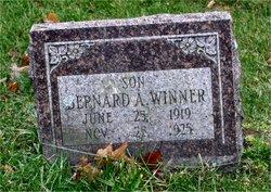 Bernard A Winner