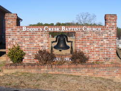 Boones Creek Baptist Cemetery