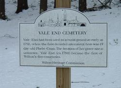 Vale End Cemetery