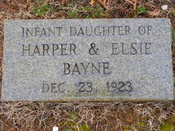 Infant Bayne