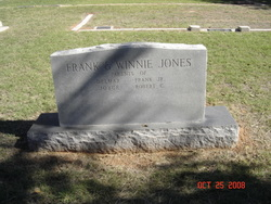 Pinkney Franklin Frank Jones