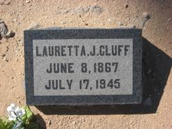 Louisa Lauretta <i>Johnson</i> Cluff