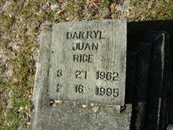 Darryl Juan Rice