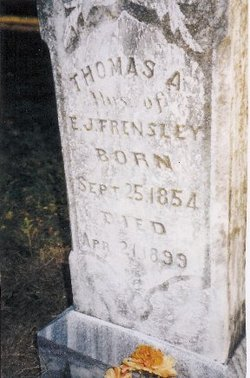 Thomas A Frensley