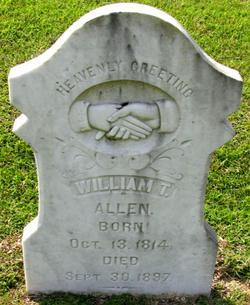 William Tarpley Allen
