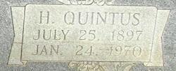 Hugh Quintus Barlow