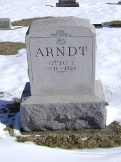 Otto F Arndt