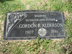 Gordon Phillip Alderson