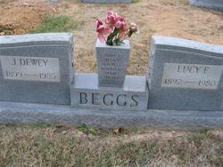 Lucy E <i>Holt</i> Beggs