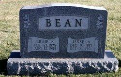 Lillie S <i>Snarr</i> Bean