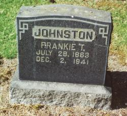 Frances T. Frankie <i>Tripp</i> Johnston