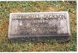 Stonewall Jackson White