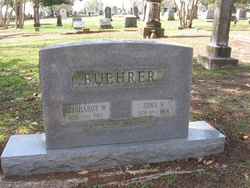 Edna Alice <i>Willenberg</i> Buehrer