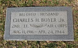 Charles H Boyer, Jr