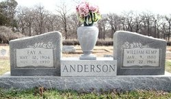 Faye A <i>Armstrong</i> Anderson