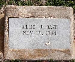 Billie J Baze